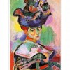 Woman with Hat by Matisse
