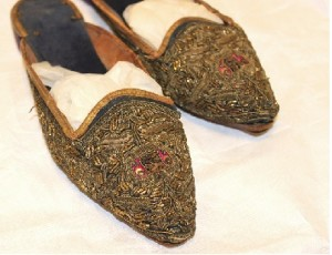 Dancing shoes of Edna St Vincent Millay