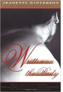 Cover of Written On The Body by Jeanette Winterson